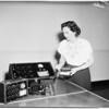 Infernal machine, 1951