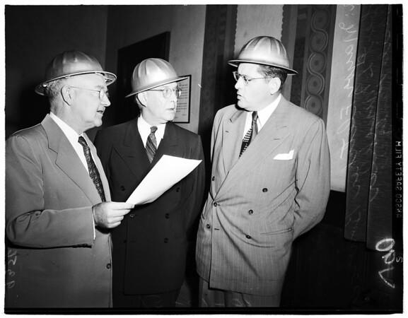Oil week proclamation, 1951