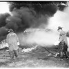 Fire demonstration, 1951