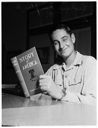 History Award winners (Examiner), 1951
