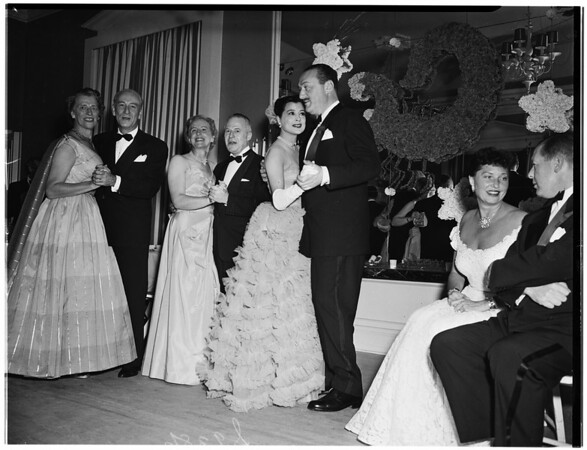 Formal Party, 1951