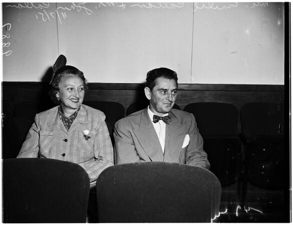 Guardianship, 1951
