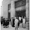 Jewish services, 1951