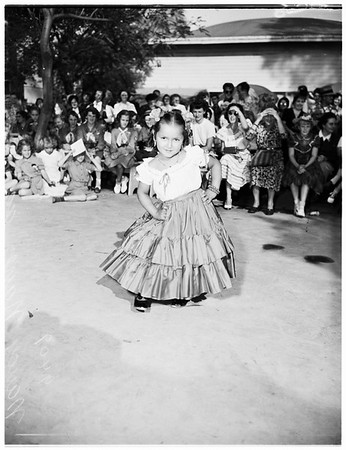 International festival, 1951