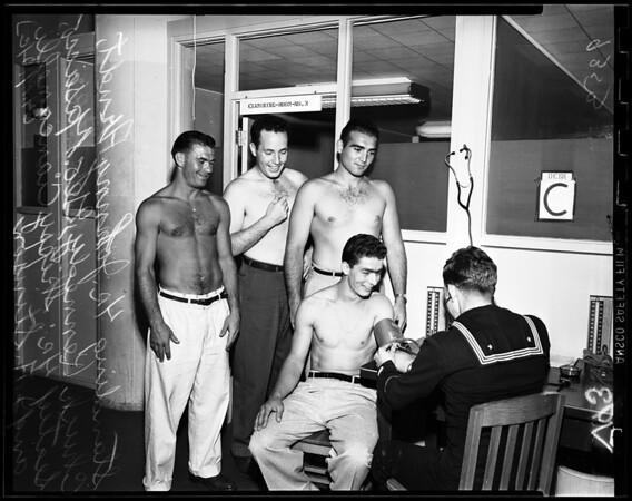 Naval Reserve Duty, 1951