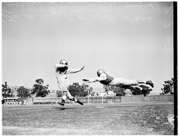 University of California, Los Angeles football, 1951
