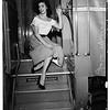 Vintage Queen...arrival, 1951