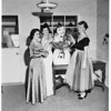 Pacific Palisades Junior Women's Club Snowball, 1951