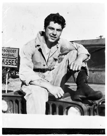 Prisoner of War in Korea, 1951
