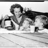 Drank bleach ...Pasadena, 1951