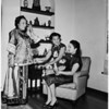 Chinese Women's Club Party, 1951