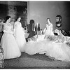 Annual Coronet Debutante Ball held in Crystal Room of Beverly Hills Hotel, 1951
