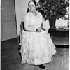 Madame Rubenstein interview, 1951