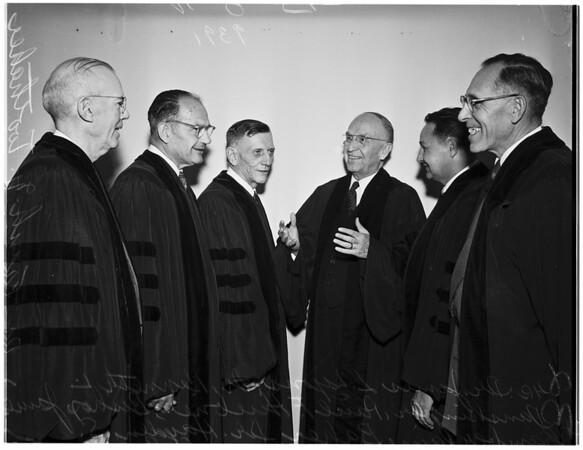 Methodist Church... Walking Revival, 1951