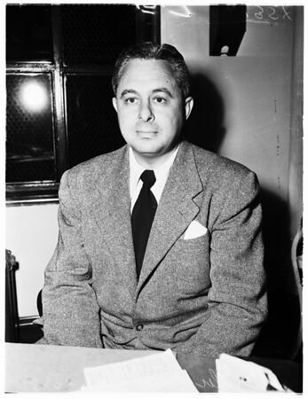 J. Miller Leavy, 1951