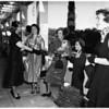 Las Floristas Provisionals, 1951