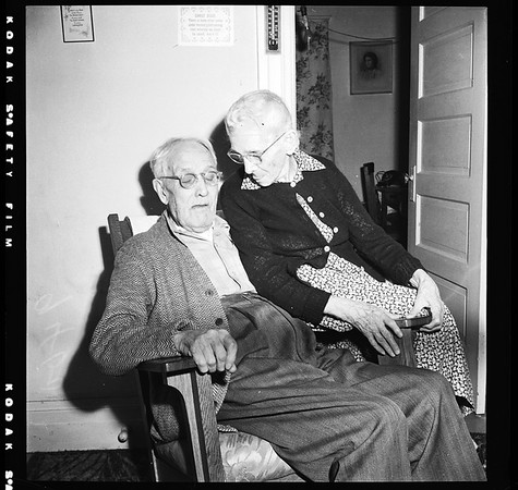 72nd anniversary of marriage ...He is 91, she is 89 years old, 1951