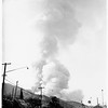 La Crescenta Valley fire, 1951