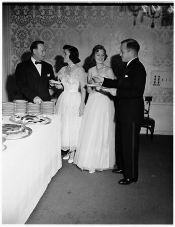 Ebellita Ball, 1951