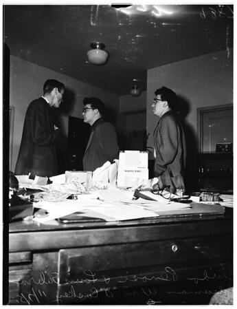 Narcotics Arrest, 1951