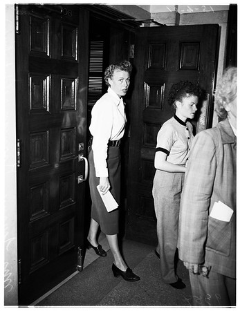 Hall of Justice, 1951