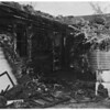 Explosion and fire at 515 North Rowan Avenue, 1951