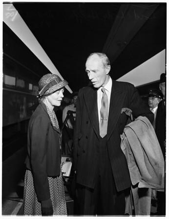 Halifax arrives..., 1951