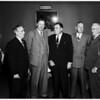 Colorado River Association meeting, 1951