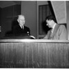 Presbyterian Church has new moderator, 1951
