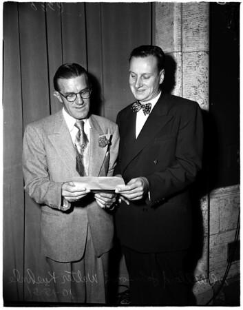 California Real Estate Association, 1951
