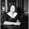 Divorce trial, 1951
