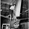 """Rosie the Riveter"" ...Lockheed Aircraft, 1951"