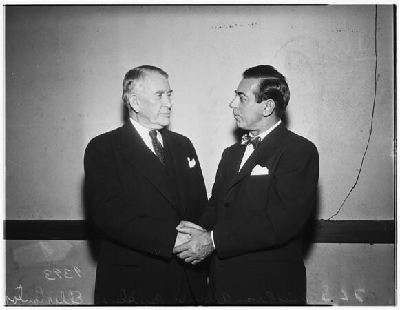 Bonds For Israel, 1951