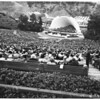 Methodist revival... Hollywood Bowl, 1951