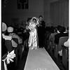 Lisenby wedding ...Long Beach, 1951
