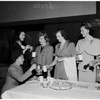 University of Southern California Dames Club Party, 1951