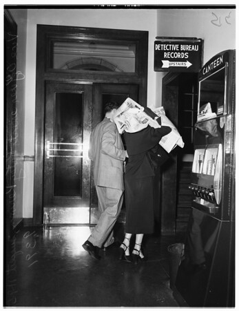 Attempted Rape ...Hollywood, 1951