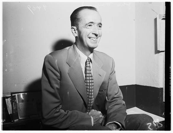 Examiner Sports Writer, 1951