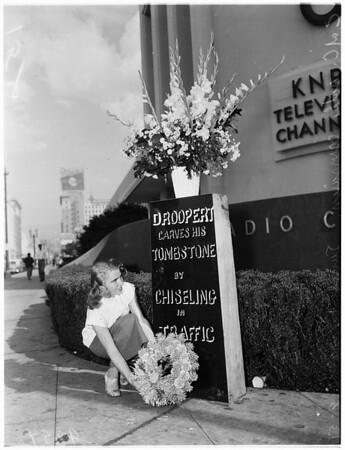 Droopert, 1951