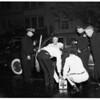 Traffic accident, 1951