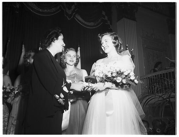 Girl of the Golden West (Biltmore Hotel), 1951