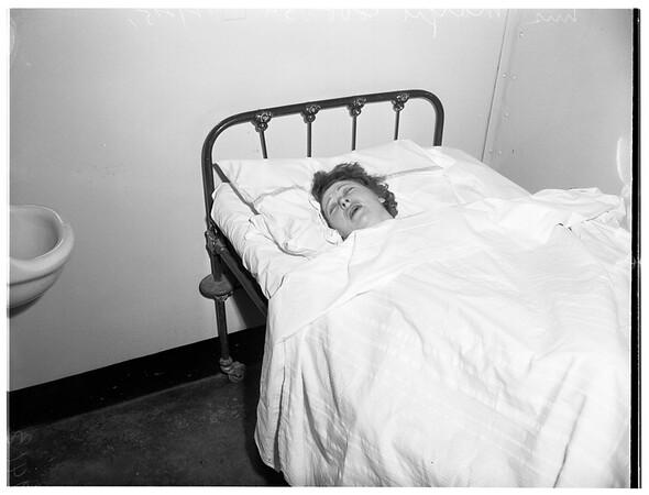 Attempt suicide, 1951