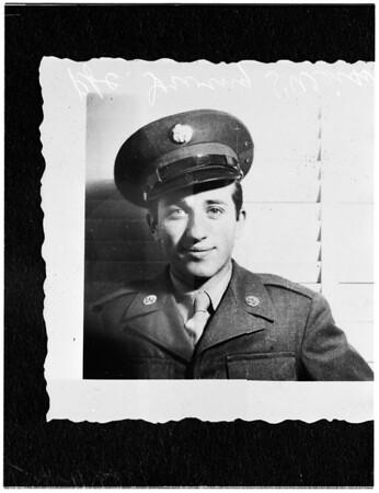 Killed in Korea (copies), 1951