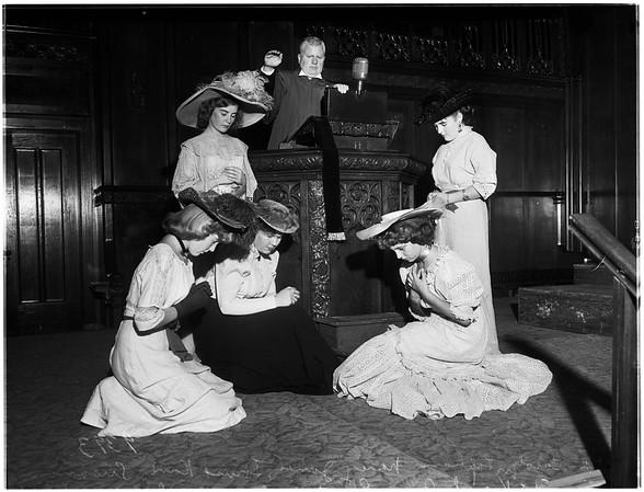 Presbyterians, 1951