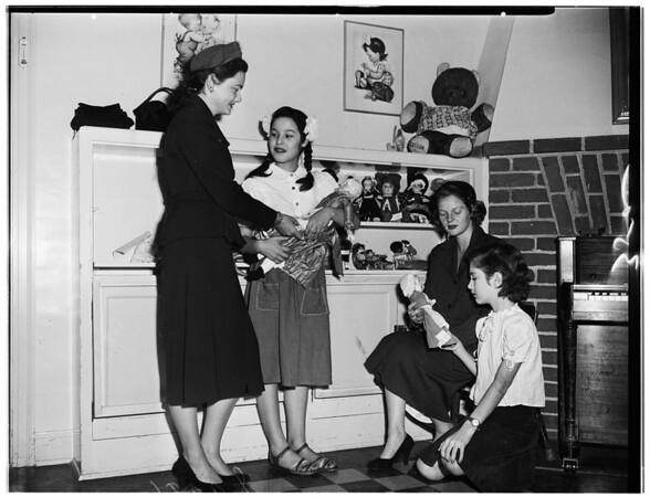 Children's Hospital ...Convalescent Home, 1951