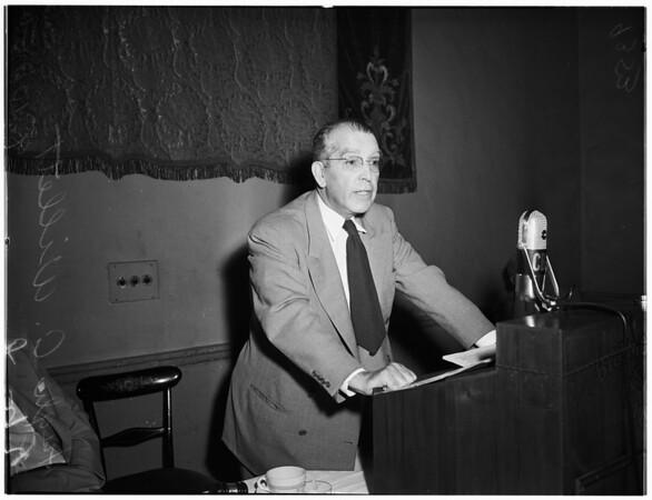National Collegiate Athletic Association President, 1951
