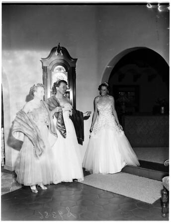 Diamond Ball ...Santa Monica Breakfast Club, 1951