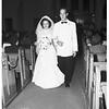 Struck-Poggemoeller wedding, 1951