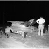 Plane Crash In Pacoima, 1951