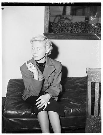 Child support, 1951